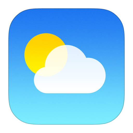 Icons transparent ios. Weather icon png image
