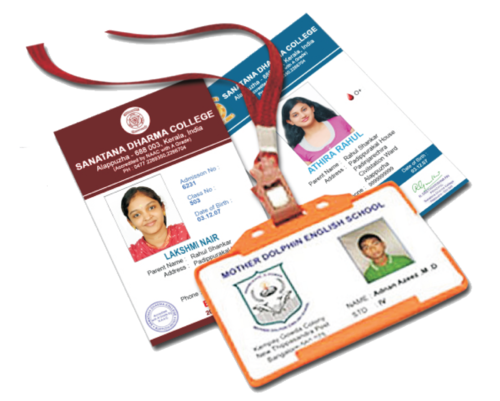 Id card png. Pvc at rs piece