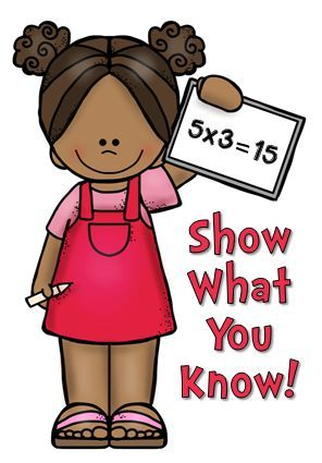 Idea clipart cooperative learning. Show what you know