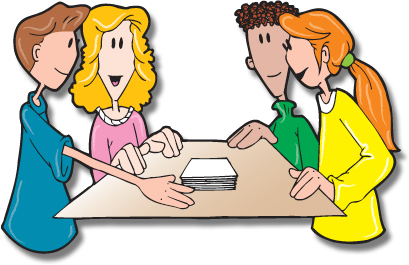 Idea clipart cooperative learning. Kagan structures choose a