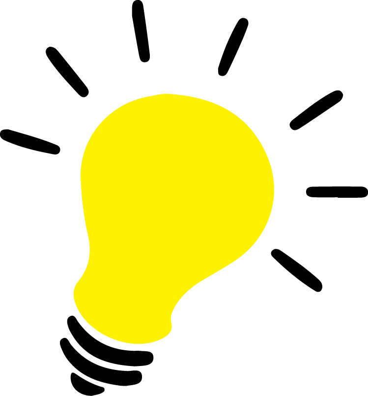 Idea lightbulb png. Bulb transparent image mart