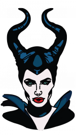 Ideas drawing disney. How to draw maleficent