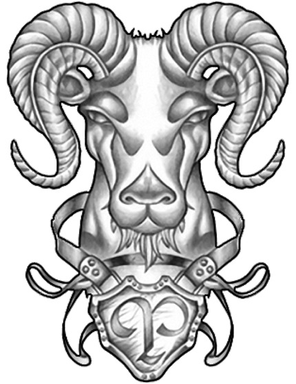 Ideas drawing tattoo. Aries designs and
