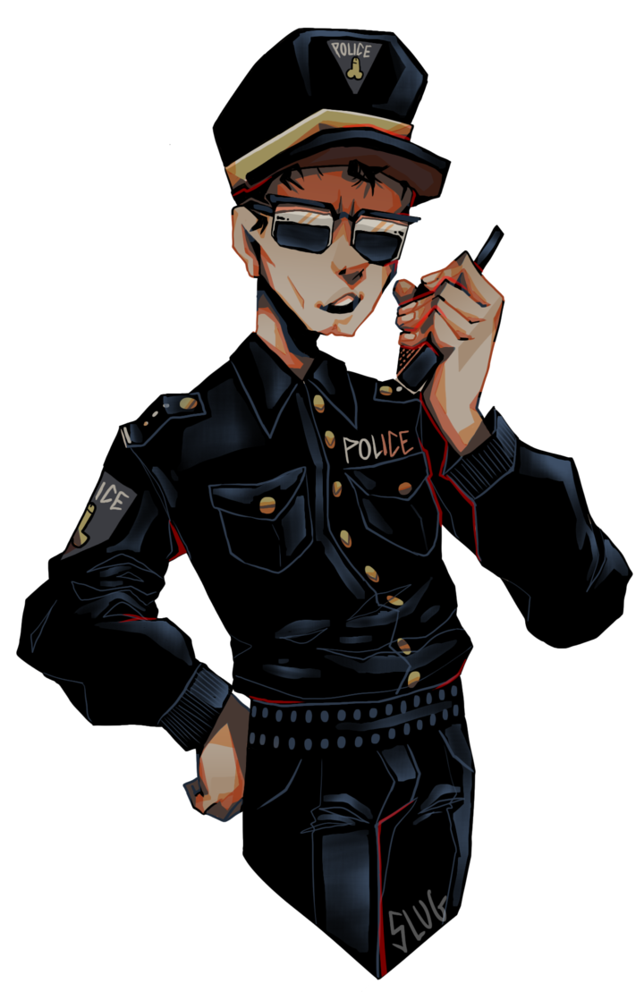 Idubbbz content cop png. By slugg o on