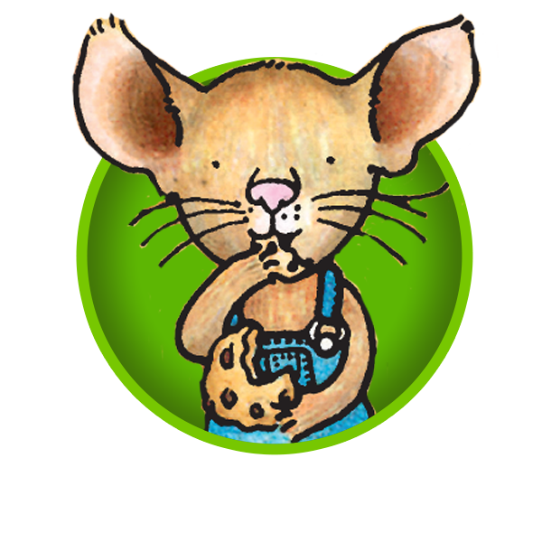 Mouse clip printable. Meet the characters mousecookiebooks