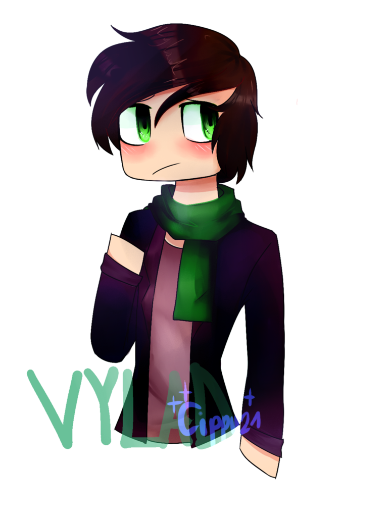 Ihascupquake drawing aphmau. Vylad by cippy on