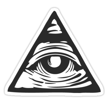Png images a secret. Illuminati .png picture royalty free stock