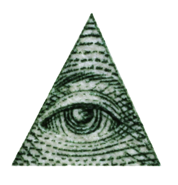 Bestand triangle eye png. Illuminati .png image transparent library