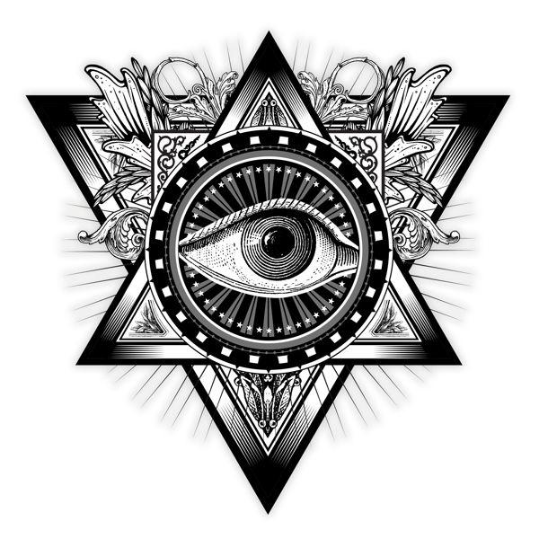 Png illuminati. Binatang pinterest tattoo illuminatipng