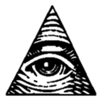 Png images a secret. Illuminati .png banner royalty free library