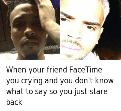 Im confused meme png. When your friend facetime