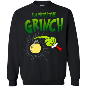 Im GRINCH. I m with the