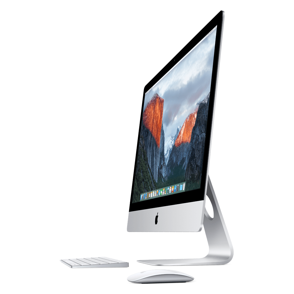 Imac transparent gen. With retina k display