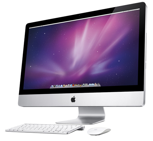Imac desktop png. Apple inch core i