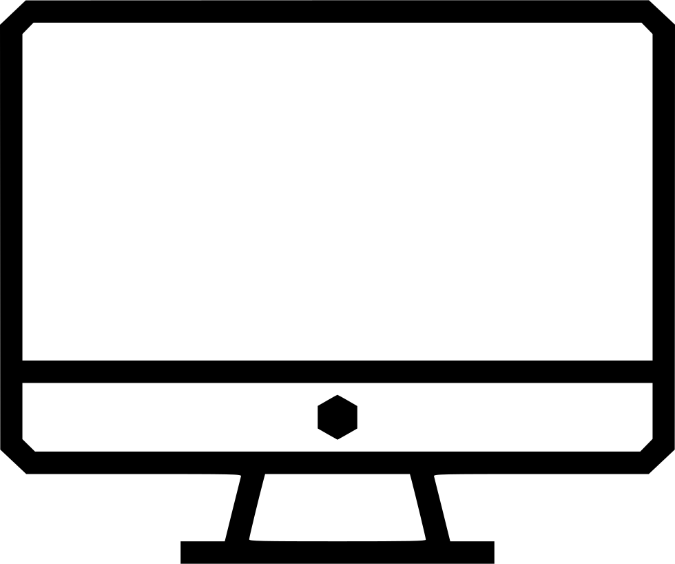 Imac desktop png. Screen monitor computer display