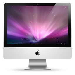 Imac icon png. On bee mac iconset