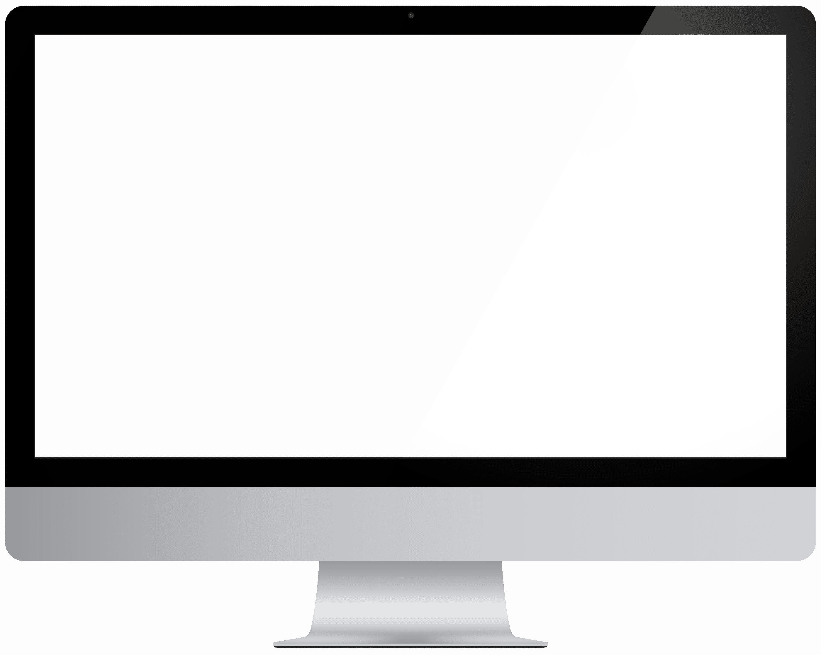 Monitor drawing imac. Template april onthemarch co