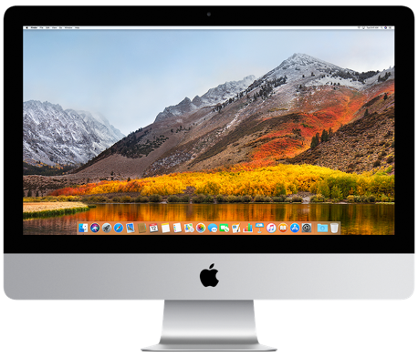 imac transparent gen
