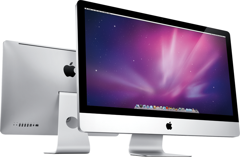 imac transparent two
