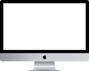 Mac transparent blank screen. Data recovery services for