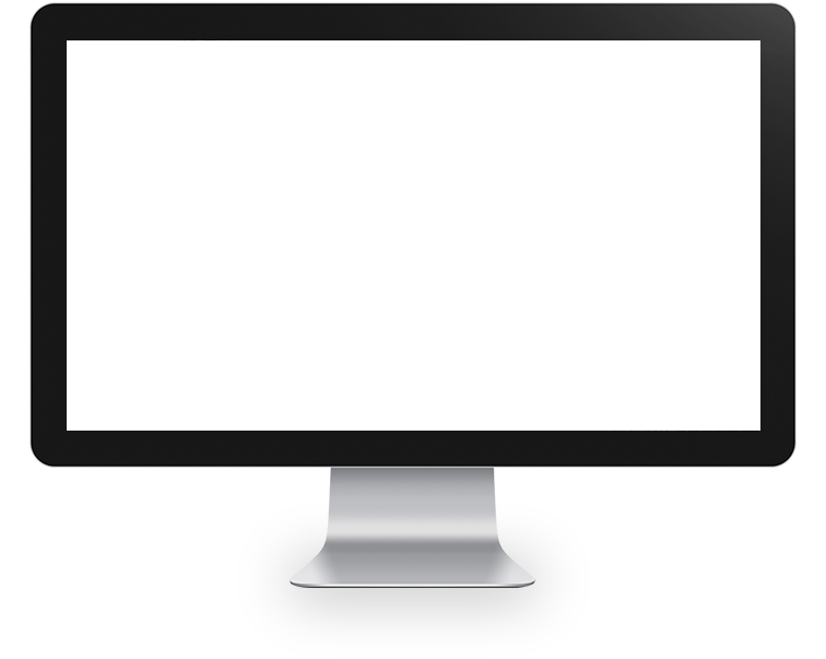 Imac transparent blank. Apps for everyone office
