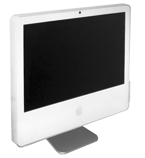 Early collections applematters com. Imac transparent banner transparent download