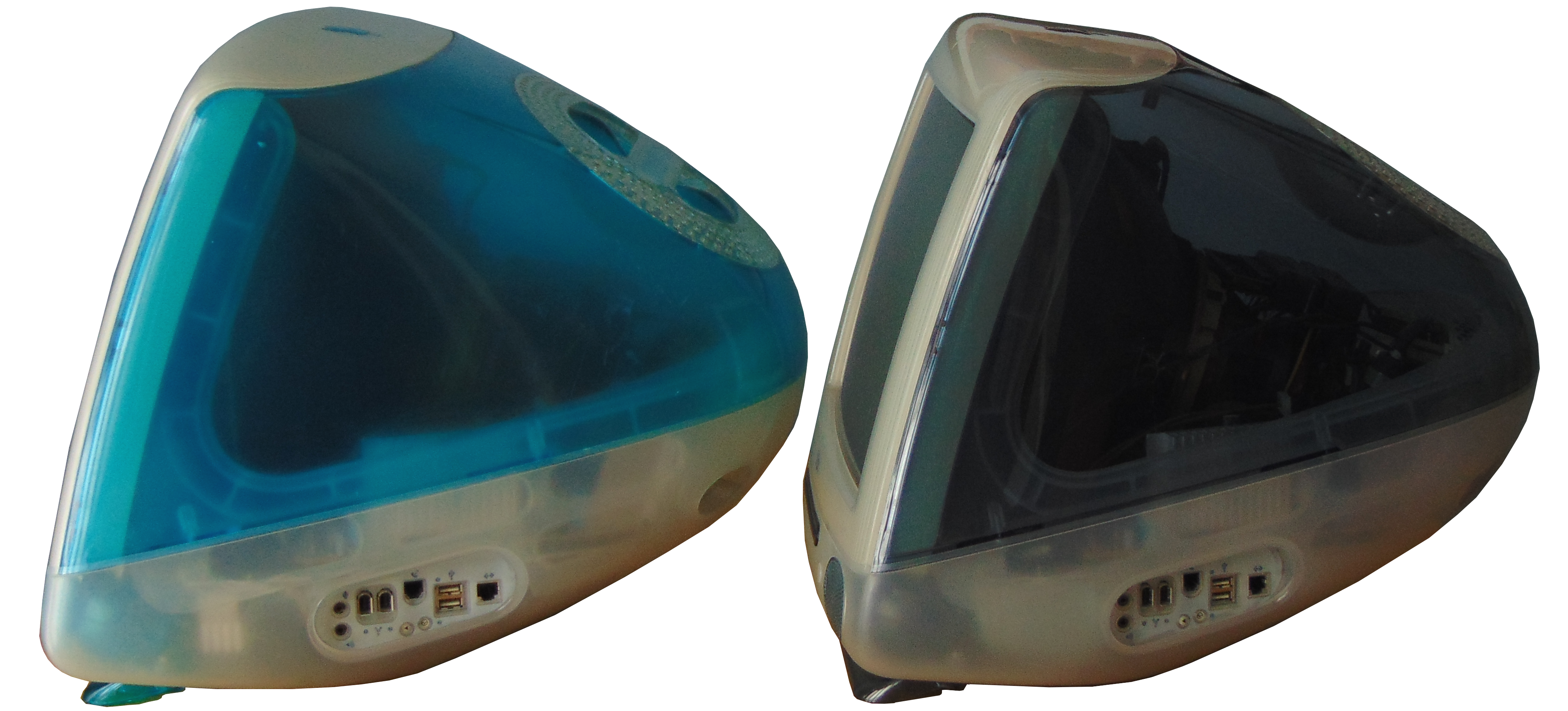 Imac transparent graphite. File blueberry and png