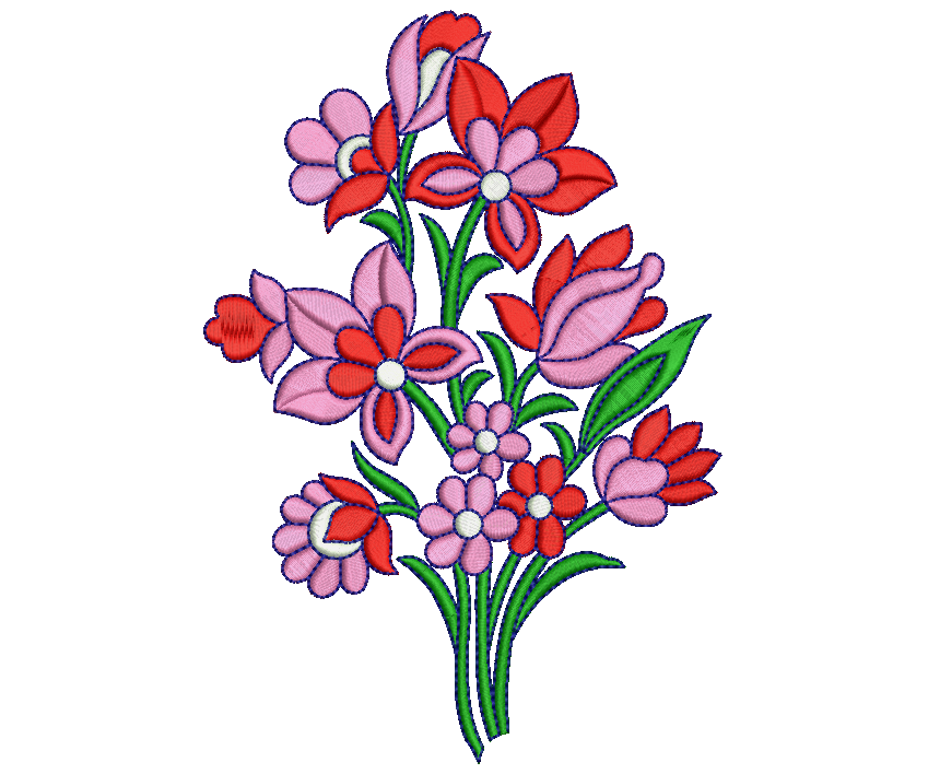 Image convert to png. Dst online embroidery format