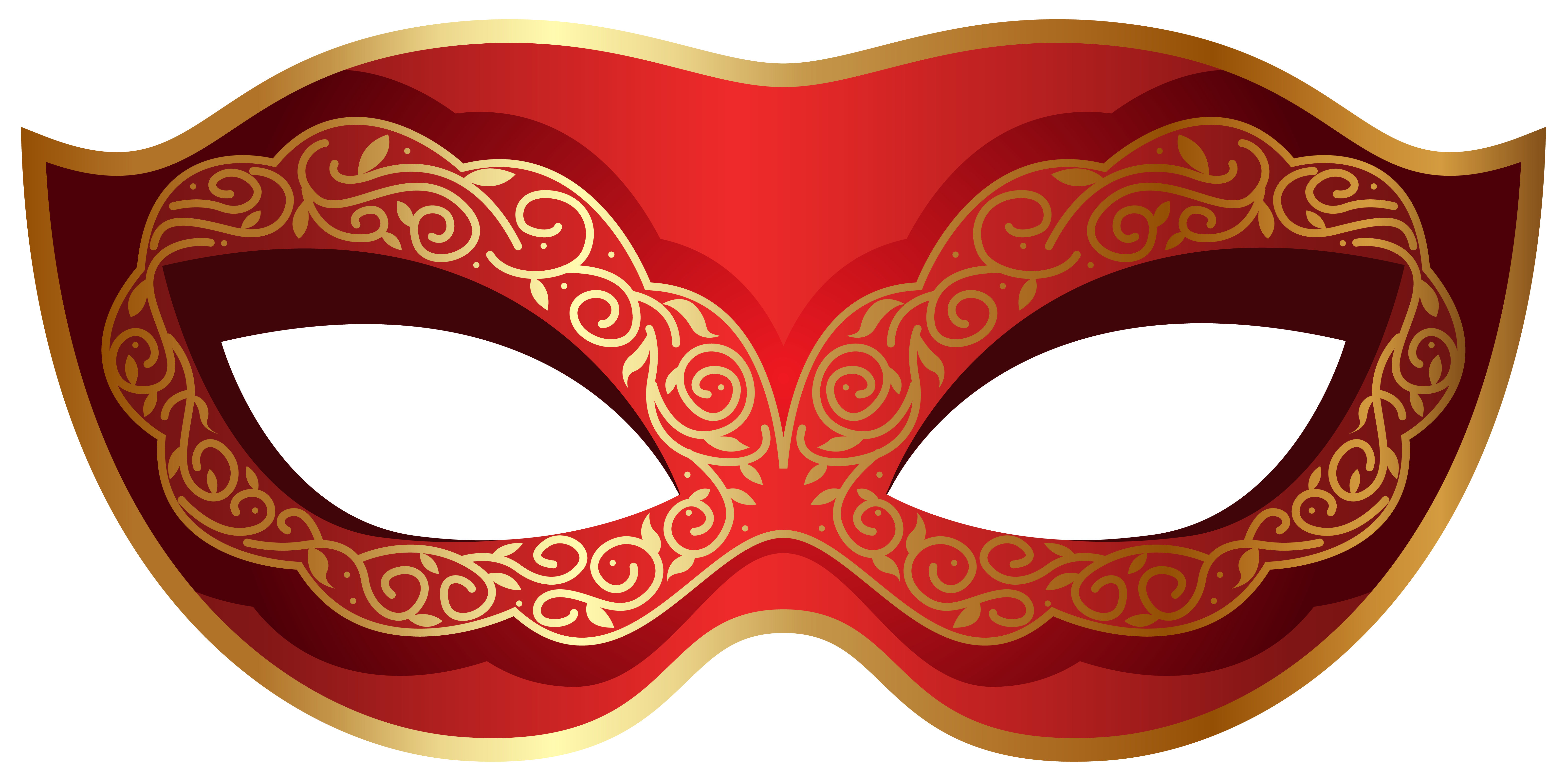Masquerade png hd transparent. Mask clipart vector black and white download