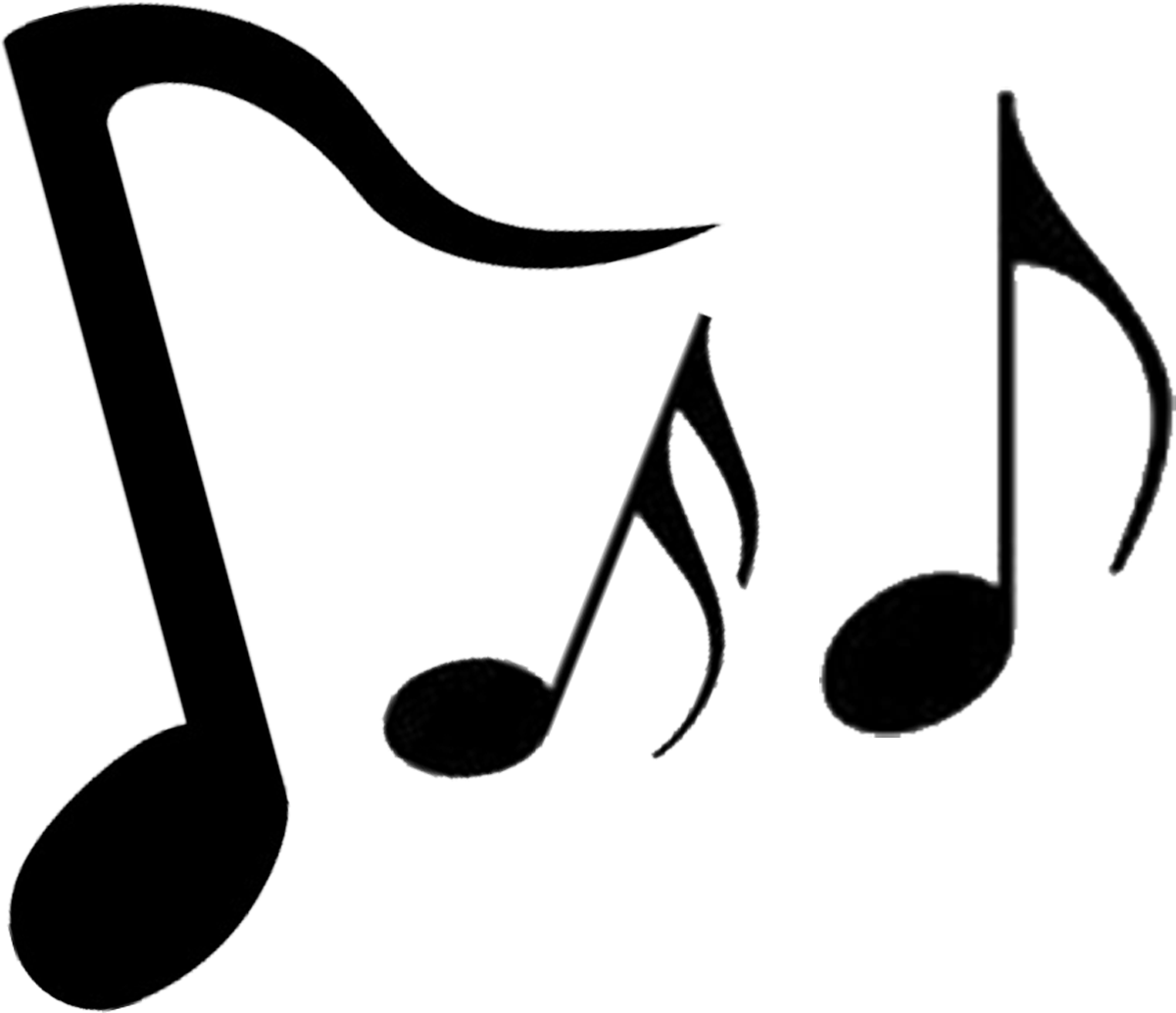 Image of jazz notes png. Collection music instruments