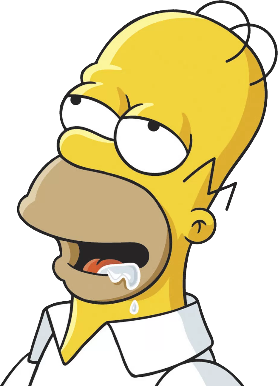 Image png. Simpsons icon clipart web