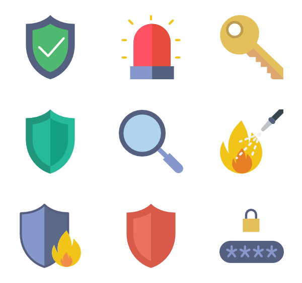 Vector securities web security. Sport free icons svg