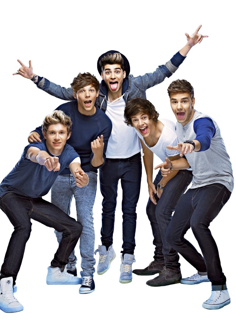 Imagenes de one direction png. Render by theonlynephilim on