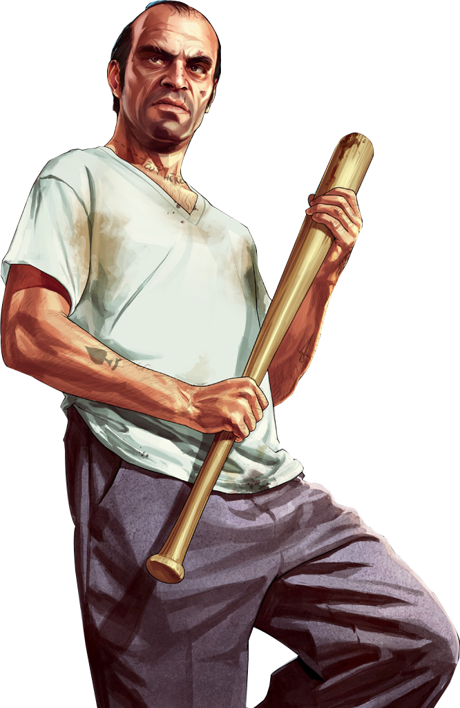 Gta 5 characters png. Grand theft auto v