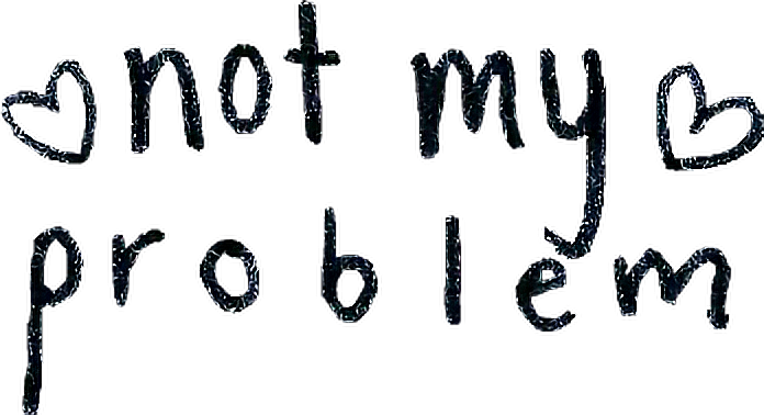 Imagenes png tumblr frases español. Problem sticker by report
