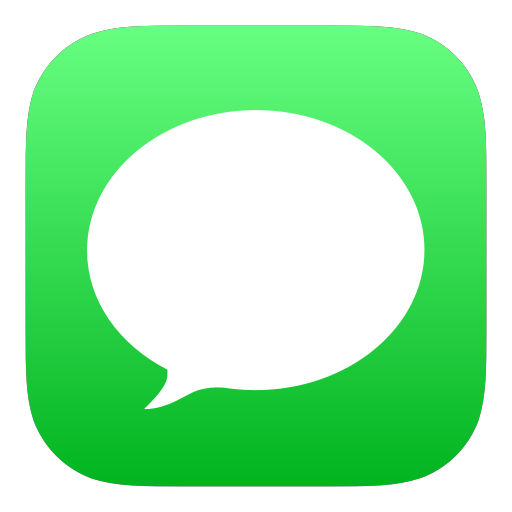 Imessage bubble png. Icons for free apple
