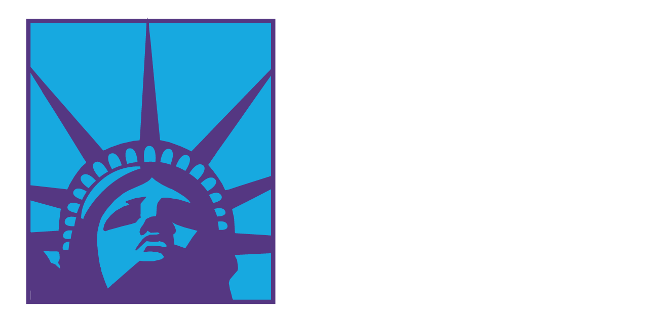 Immigrant drawing civil right. Tracks national integration