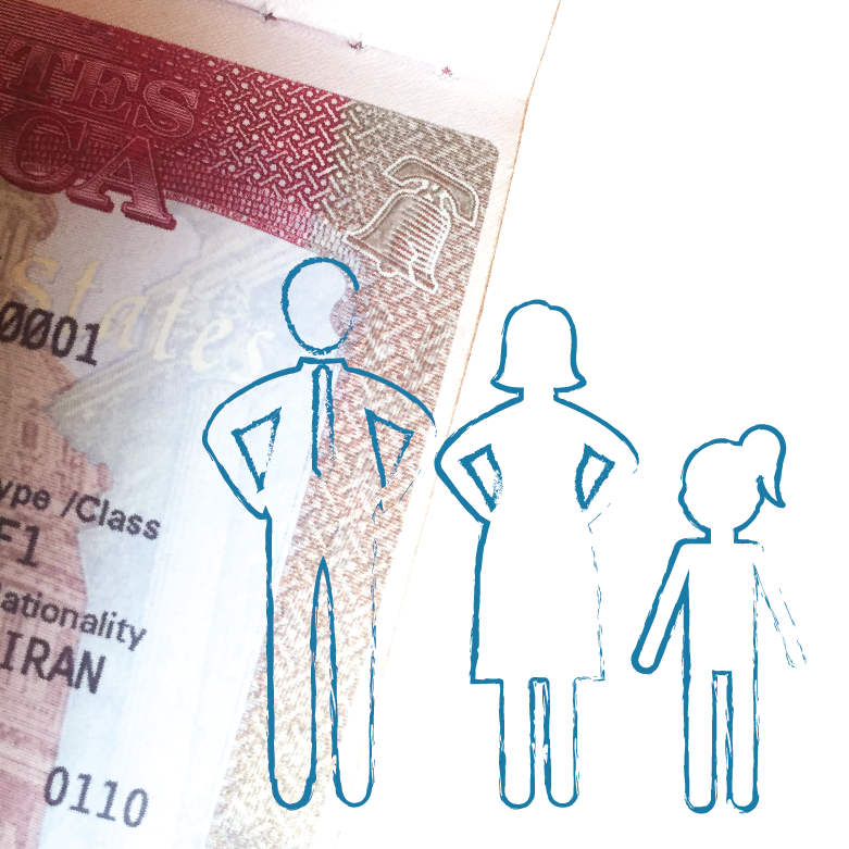 immigrant drawing citizenship