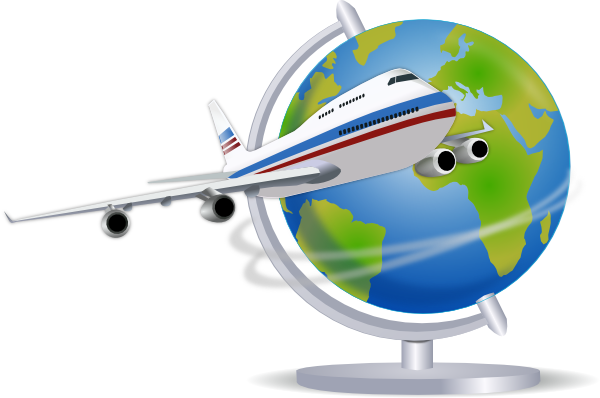 travel clipart travel thing