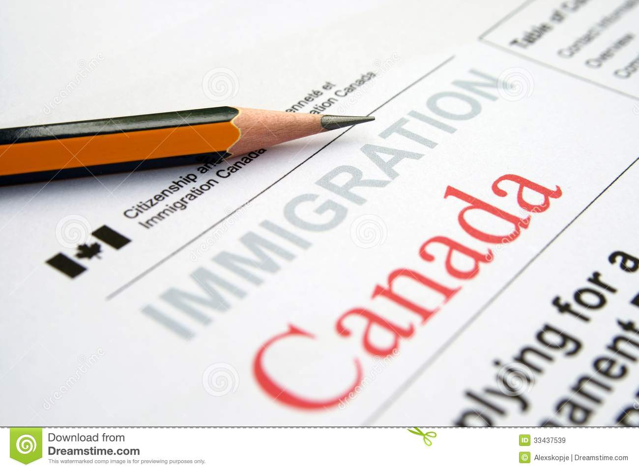 Immigration clipart canada immigration. Stock image of border free stock