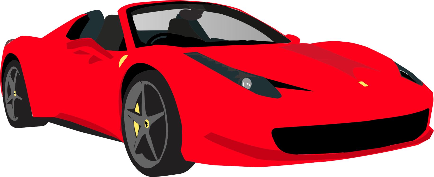 Laferrari drawing supercar. Ferrari s p a