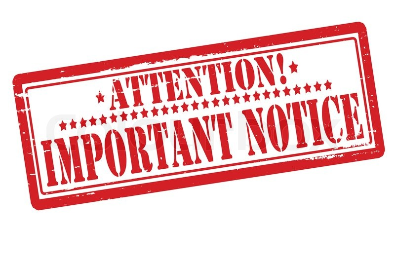 Important clipart important news. Blog archives coral leisure