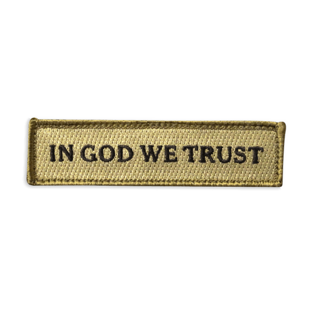 in god we trust png