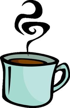 Steam clipart coffee morning. Cup my pinterest panda
