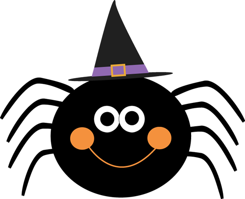 spiders clipart