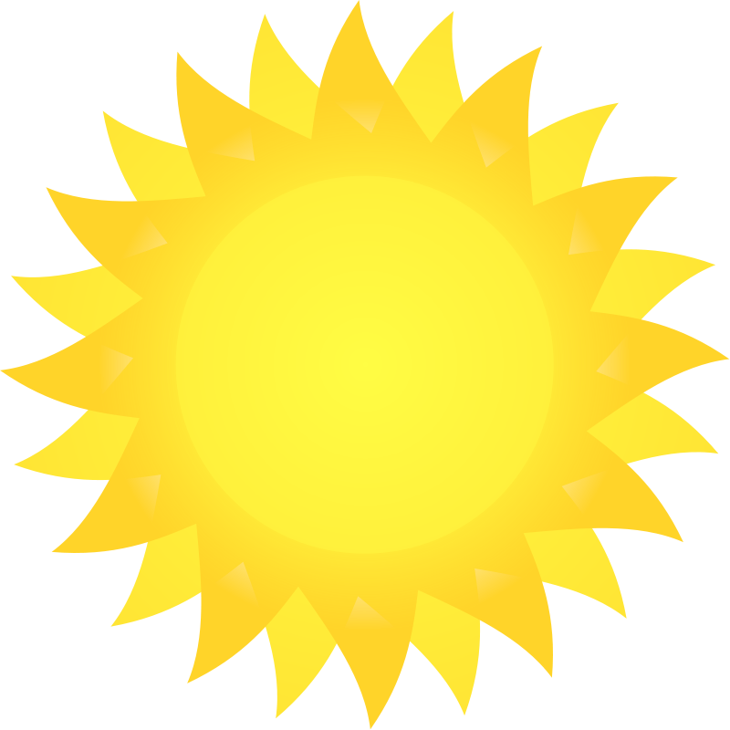 Free sun images to. Public clipart vector stock