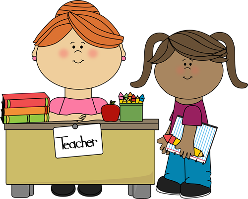In the clipart teacher. Clip art images student