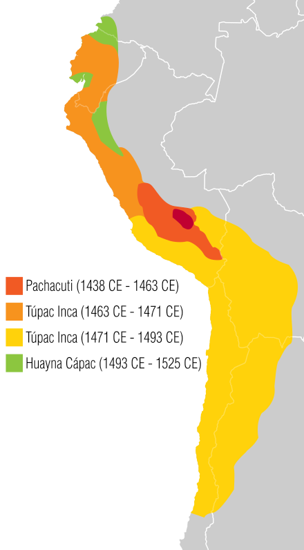 Inca writing system png. Empire wikiwand expansion