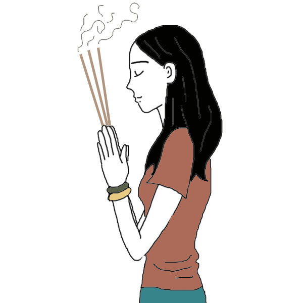 Incense drawing. Dream dictionary interpret now
