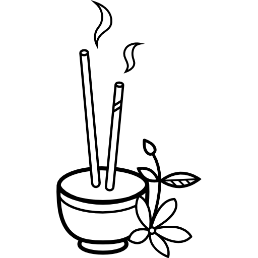 Free healthcare and medical. Incense drawing dibujo picture royalty free stock